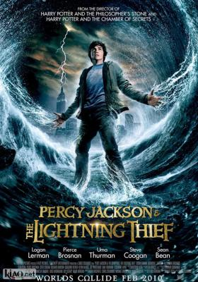 Poster_fr Percy Jackson & the Olympians: The Lightning Thief