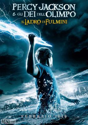 Poster_it Percy Jackson & the Olympians: The Lightning Thief