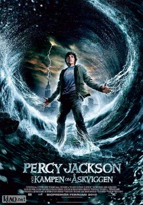Poster_se Percy Jackson & the Olympians: The Lightning Thief