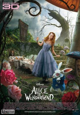 Poster_de Alice in Wonderland