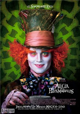 Poster_es Alice in Wonderland