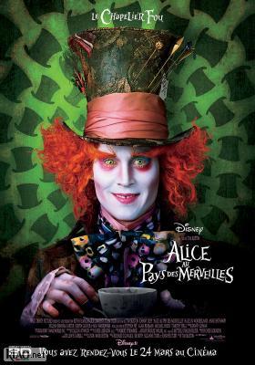 Poster_fr Alice in Wonderland