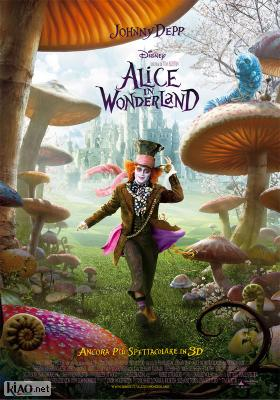 Poster_it Alice in Wonderland