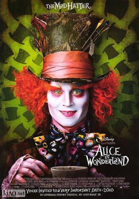 Poster_uk Alice in Wonderland
