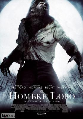 Poster_es The Wolf Man