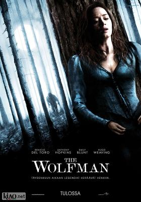 Poster_fi The Wolf Man
