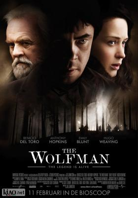 Poster_nl The Wolf Man