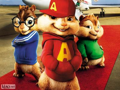 Extrait Alvin and the Chipmunks: The Squeakquel