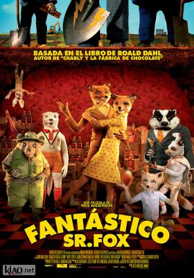 Poster_es Fantastic Mr. Fox