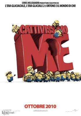 Poster_it Despicable Me