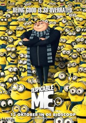 Poster_nl Despicable Me