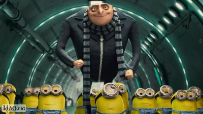 Video Despicable Me