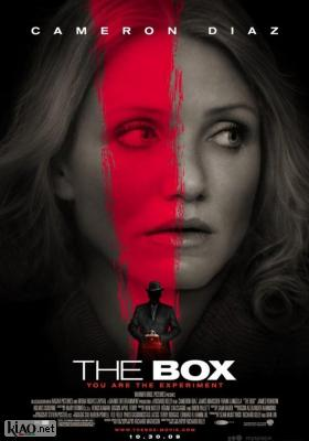 Poster UK The Box
