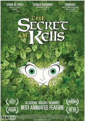 Poster UK The Secret of Kells