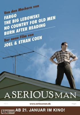 Poster_de A Serious Man