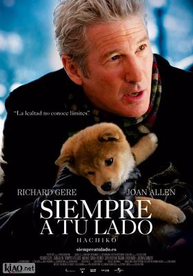Poster_es Hachiko: A Dog's Story