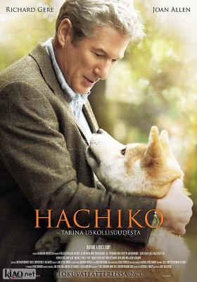 Poster_fi Hachiko: A Dog's Story