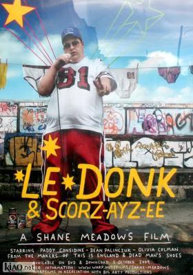 Poster_uk Le Donk & Scor-Zay-Zee