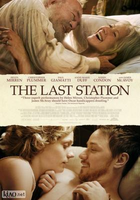 Poster UK The Last Station