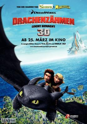 Poster_de How to Train Your Dragon