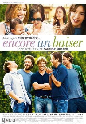 Poster_fr Baciami Ancora