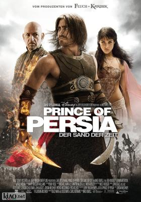 Poster_de Prince of Persia: The Sands of Time