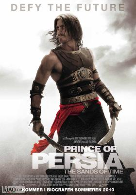 Poster_dk Prince of Persia: The Sands of Time