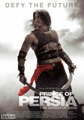 Poster_fi Prince of Persia: The Sands of Time