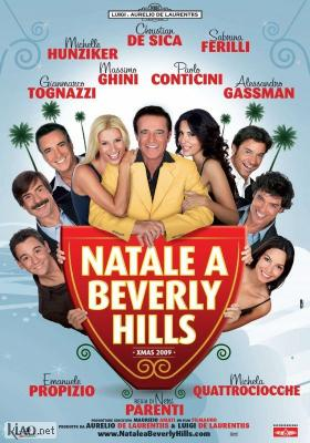 Poster_it Natale a Beverly Hills