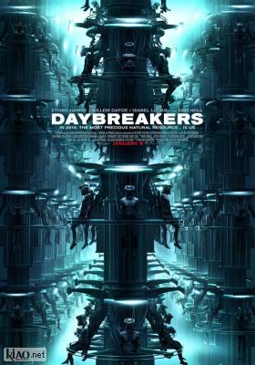 Poster UK Daybreakers