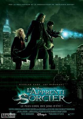 Poster_fr The Sorcerer's Apprentice