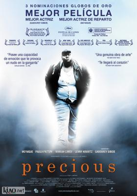 Poster_es Precious: Based on the Novel Push by Sapphire