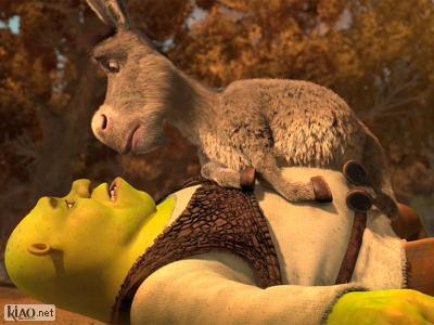 Extrait Shrek Forever After
