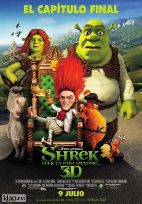 Poster_es Shrek Forever After