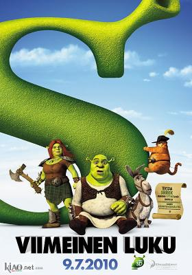 Poster_fi Shrek Forever After