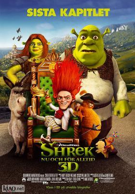 Poster_se Shrek Forever After