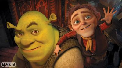Video Shrek Forever After