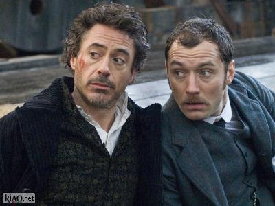Extrait Sherlock Holmes XTRA: Behind the scenes