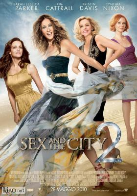 Poster_it Sex and the City 2