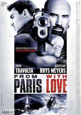 Poster_de From Paris with Love
