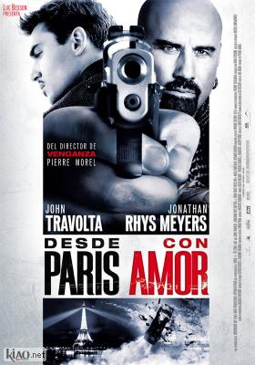 Poster_es From Paris with Love