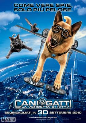 Poster_it Cats & Dogs: The Revenge of Kitty Galore