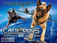 Suppl Cats & Dogs: The Revenge of Kitty Galore