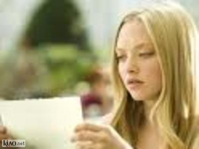 Extrait Letters To Juliet