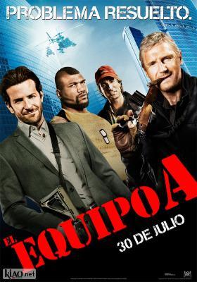 Poster_es The A-Team