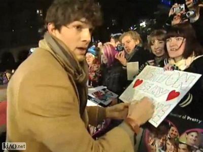 Extrait Valentine's Day XTRA: London Premiere Report