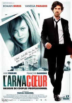Poster_fr L'arnacoeur