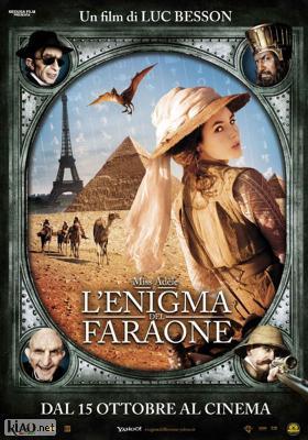 Poster_it Les aventures extraordinaires d'Adèle Blanc-Sec