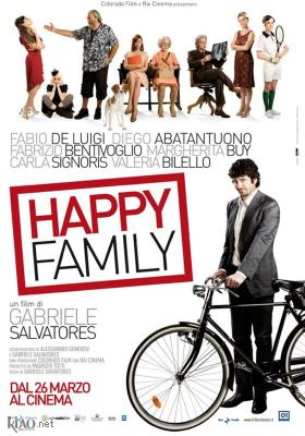 Poster_it Happy Family