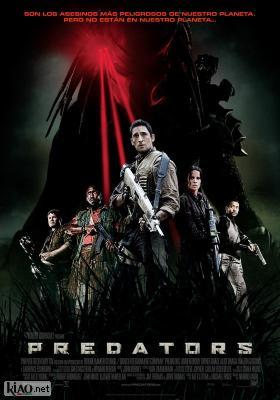 Poster_es Predators